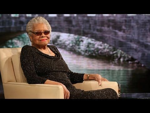 """Dr. Maya Angelou on Being in Her 80s: """"Do It If You Can"""" - Super Soul Su..."""