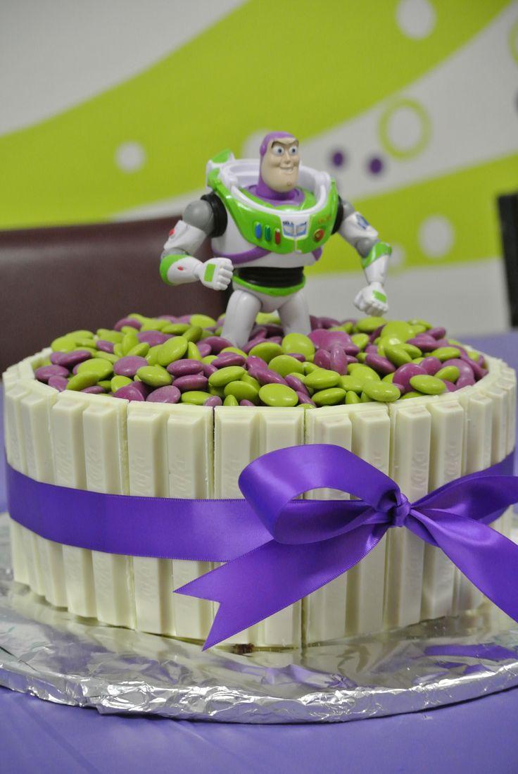 """Toy Story """"Buzz"""" Birthday Cake"""