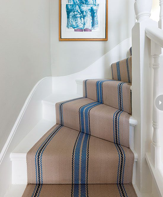 Take your staircase from overlooked to outstanding with these ideas for creating the perfectly decorated stairs.
