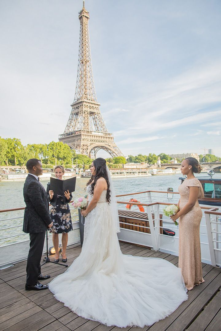 winter wonderland wedding south africa%0A magical wedding ceremony right by the eiffel tower  amazing