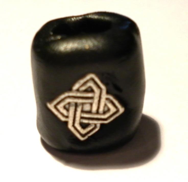 celtic dreadlock bead.