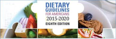 Austin Publishing Group: DIETARY GUIDELINES FOR AMERICANS 2015-2020