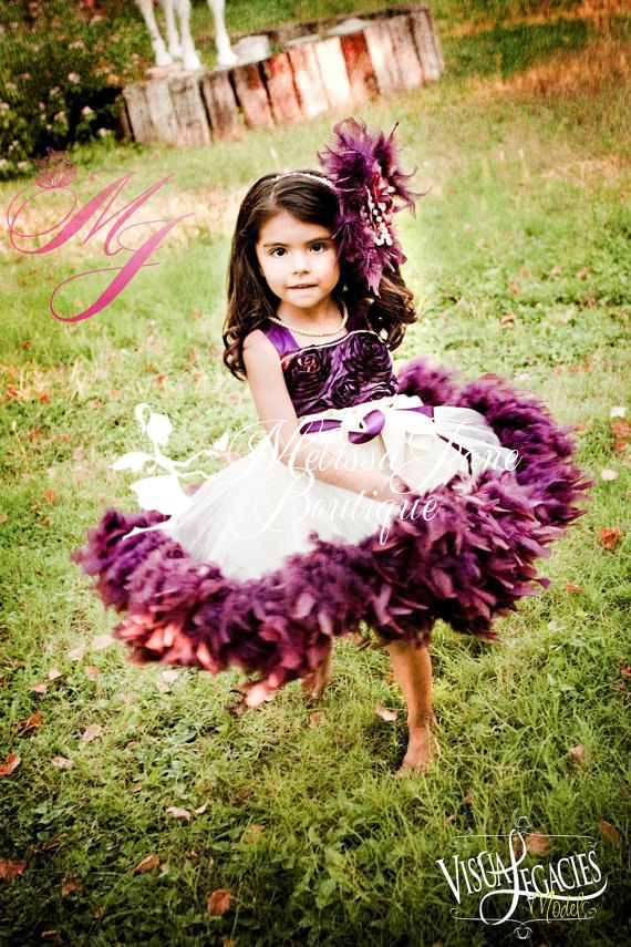 Whimsical Special Occasion Girls Clothing by MelissaJaneBoutique