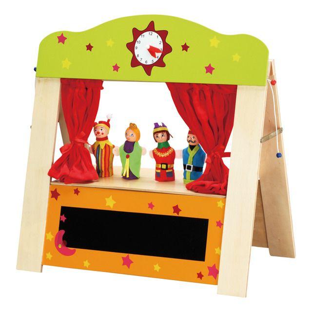 Teatro marionetas Miyo