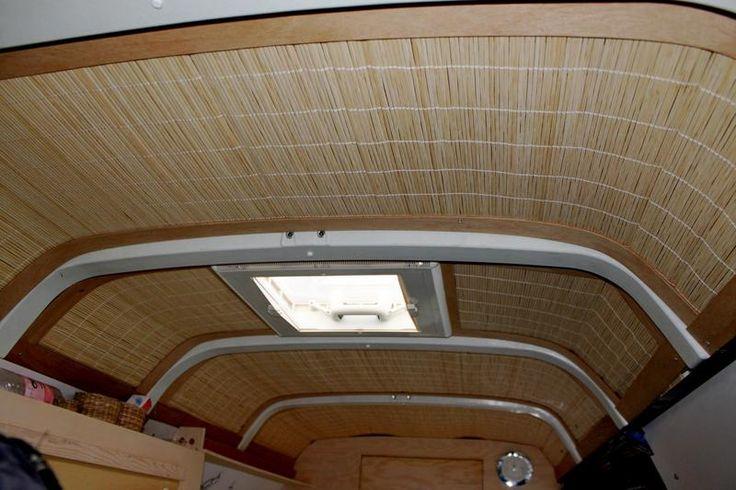Innenraum Dachverkleidung – Das Mercedes Sprinter,…
