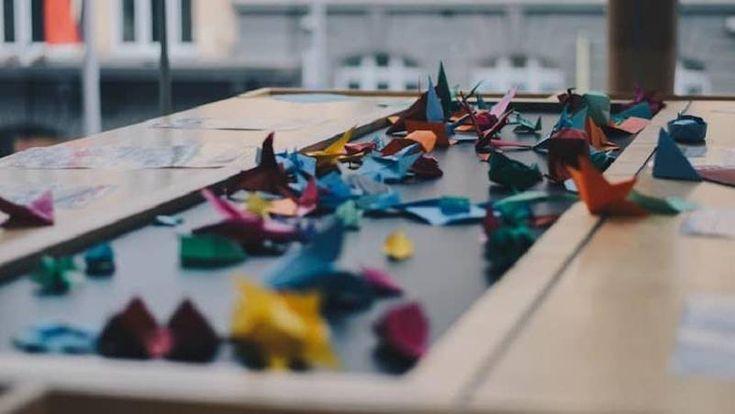 Comment l'Art ancien de l'Origami a évolué au Fil du Temps et continue d'inspirer (2)