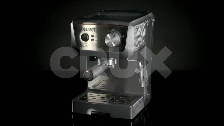 CRUX 15 Bar Pump Espresso Maker