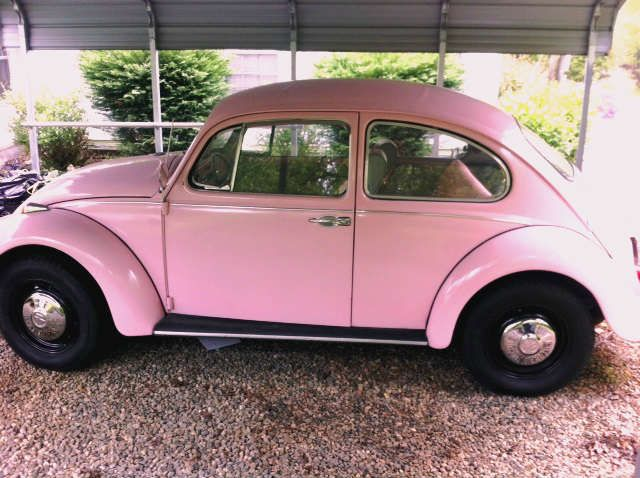 2089 best images about pink cars on pinterest hot pink convertible and pink beetle. Black Bedroom Furniture Sets. Home Design Ideas
