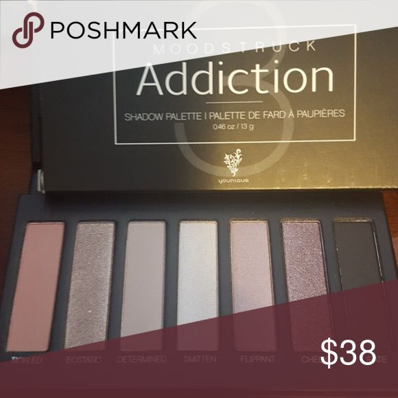 1 younique moodstruck addiction palette number 3 One brand new younique moodstruck Addiction palette number 3 younique Makeup Eyeshadow