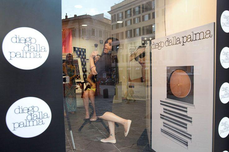 Makeuperitif tour Genova con Giuliana di Make up Delight