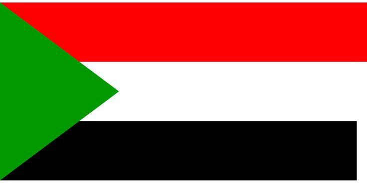 Sudan Flag National Country transparent image