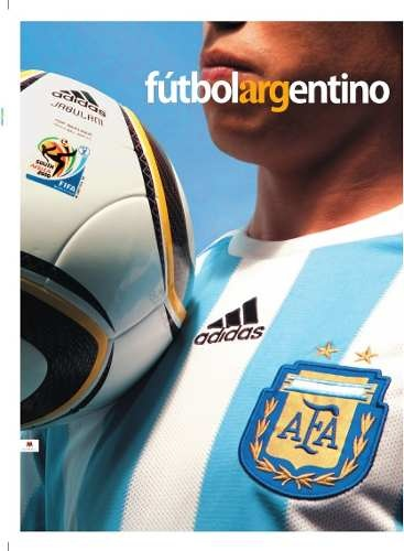 Official Journal AFA Argentina Soccer South Africa 2010.