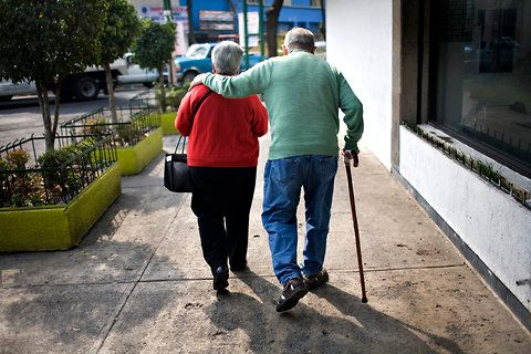 Degenerative relationships are not uncommon among the elderly in even the…