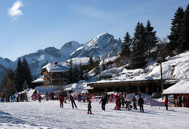 Le Biot Drouzin, petite station de montagne !