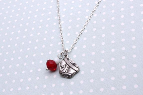 Sherlock - John Watson Red Pants necklace by otterlydesign on Etsy, $21.49    Bar actual red pants, this is your best accessory for red pants Monday.