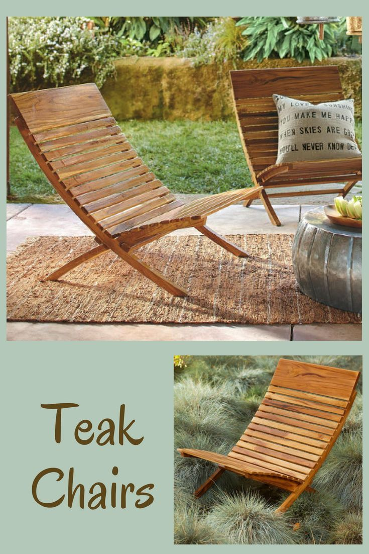 Teak wood is an incredibly durable and super moisture and rot resistant wood that is perfect for outdoor use its sourced from monitored plantations
