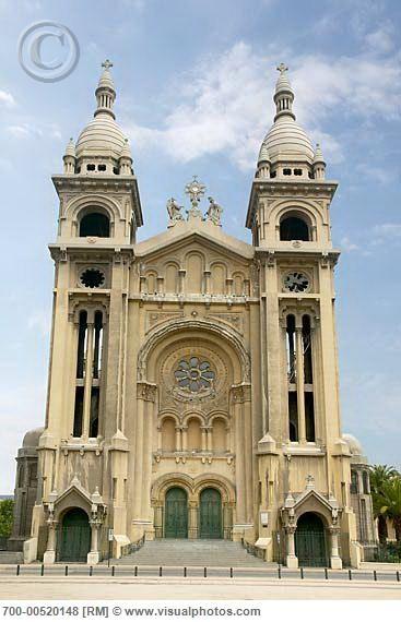 Basilica_de_los_sacramentinos. Santiago, Chile!
