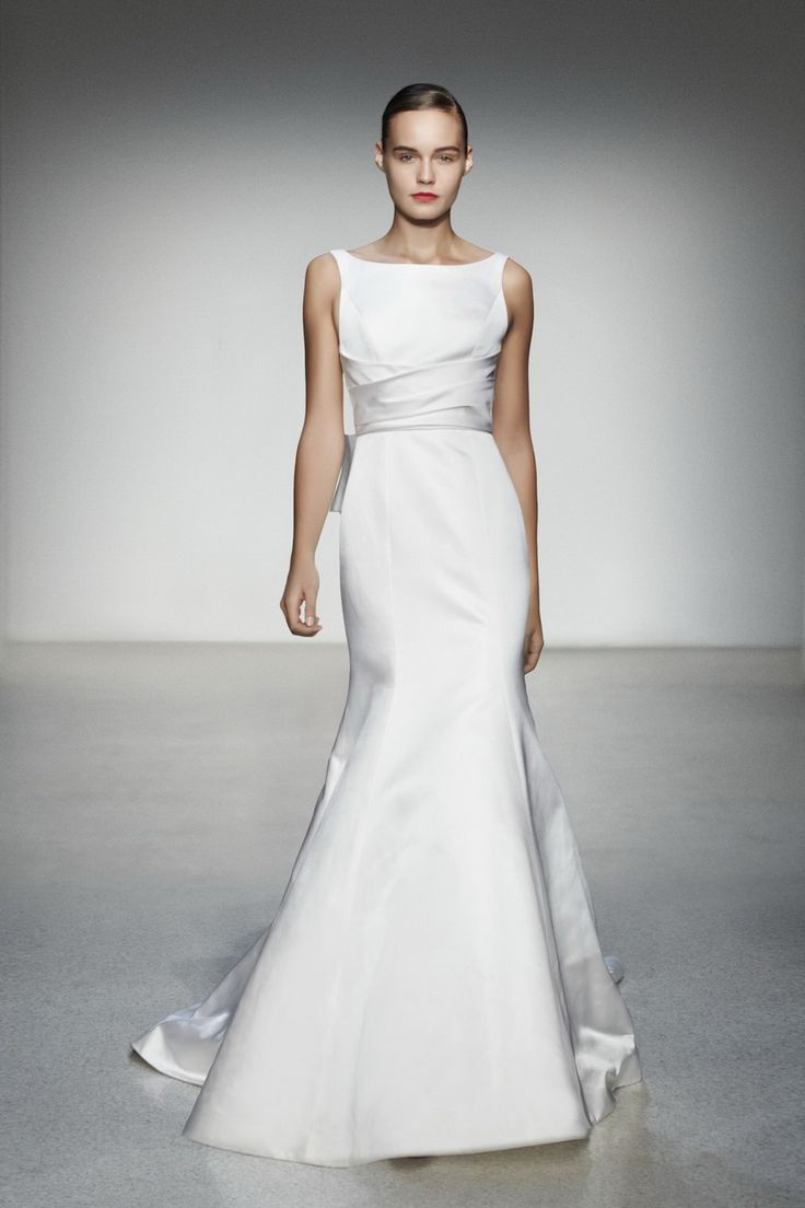 17 best images about amsale on pinterest stains short for Amsale wedding dress price