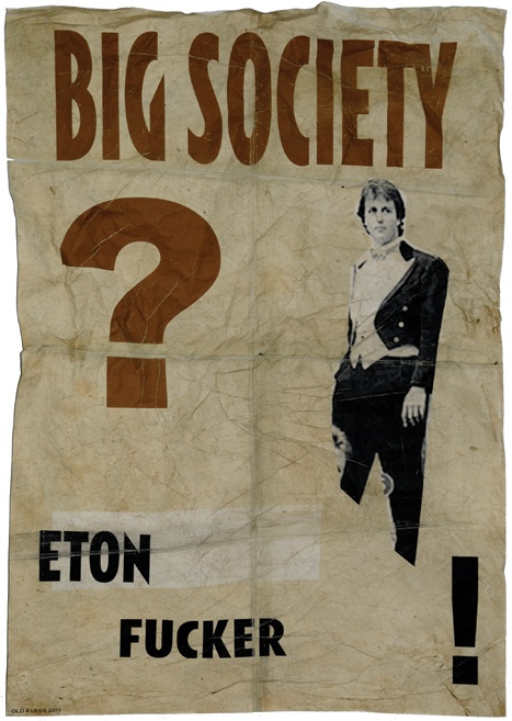 Billy Childish poster, nice!