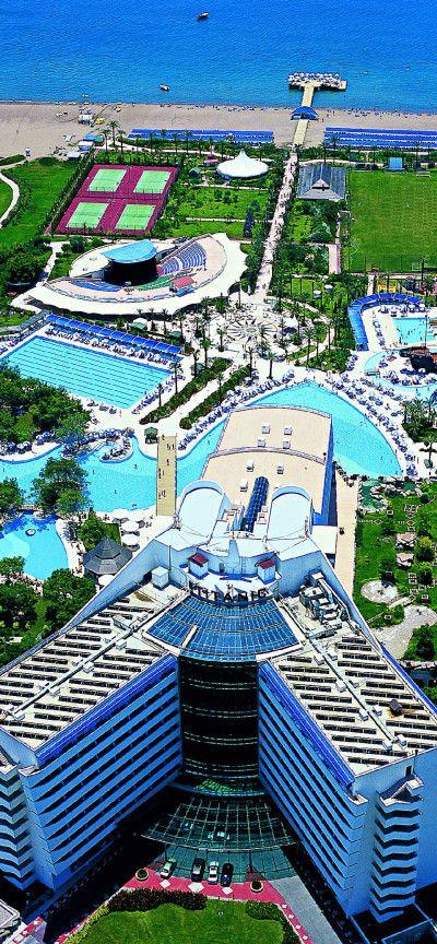 Titanic Beach Lara - Antalya, Turkey.