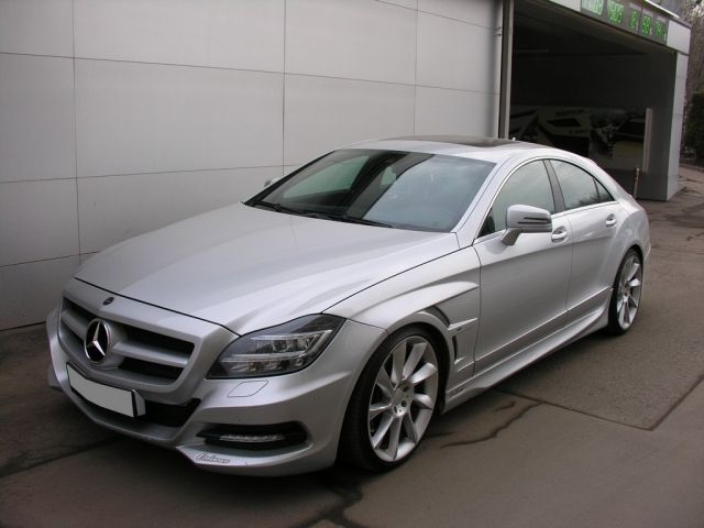 Mercedes Benz W218 Cls350 Lorinser Body Kit Mercedes Benz