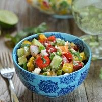 Chopped+Salad+with+Cumin-Lime+Vinaigrette