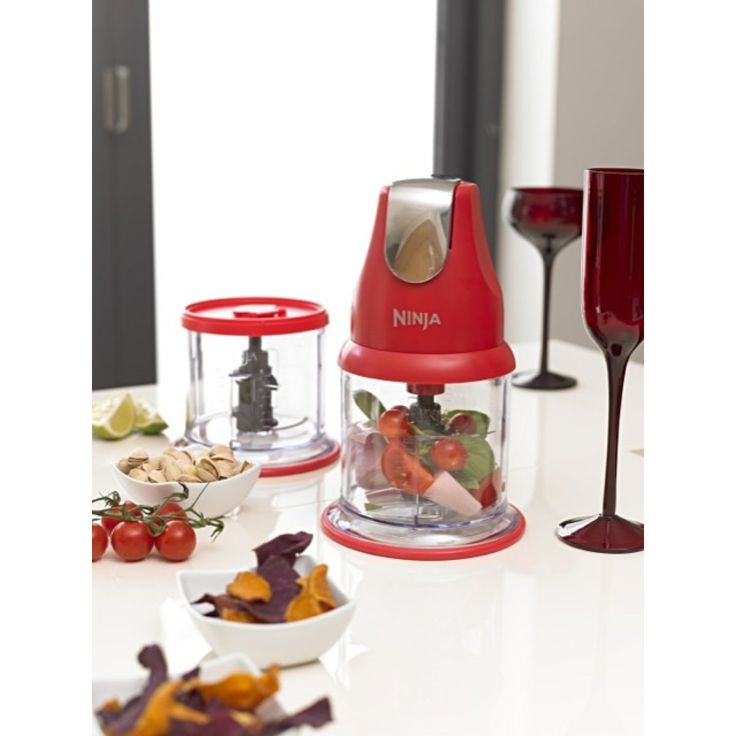 Ninja Professional Stackable Chopper Uk Rule The Kitchen