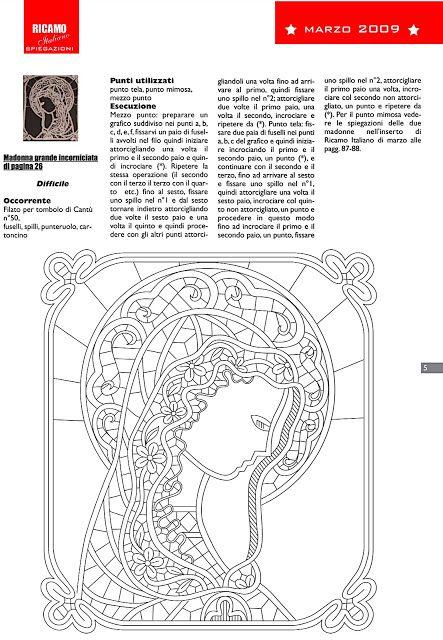 Varios de Ricamo - Carmen Alvarado - Picasa Web Album
