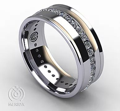 25 best ideas about mens platinum wedding bands on