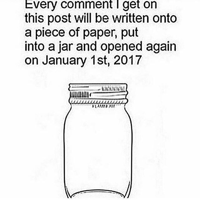 Please help me do this, I know it's a little late in the year, but it sounds fun