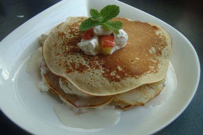 Cómo preparar Pancakes fáciles