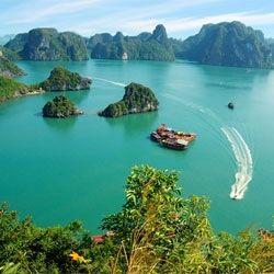 Halong Bay - must see