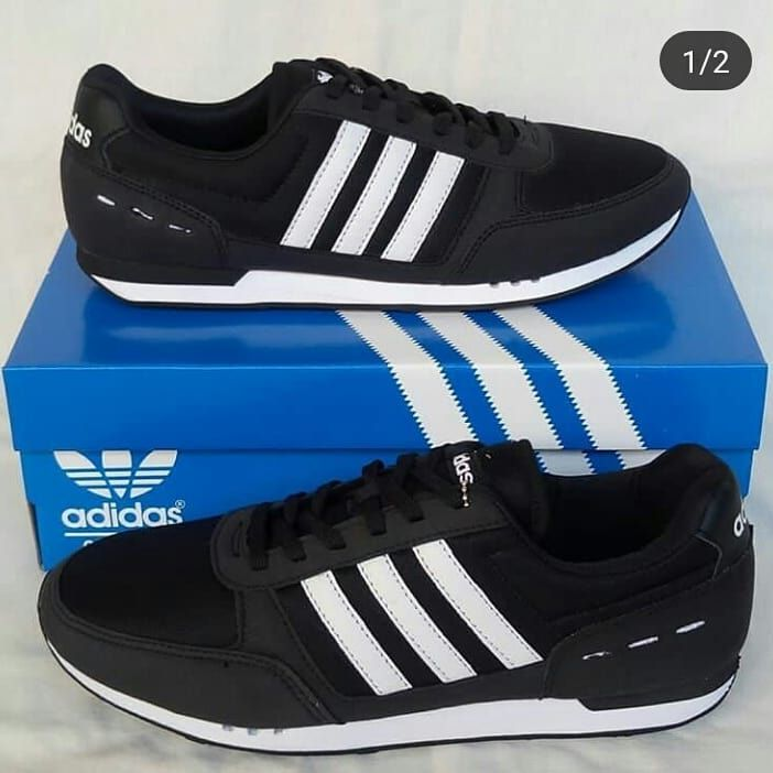 Adidas Neo City Racer Good Quality Size 40 41 42 43 44 Rp