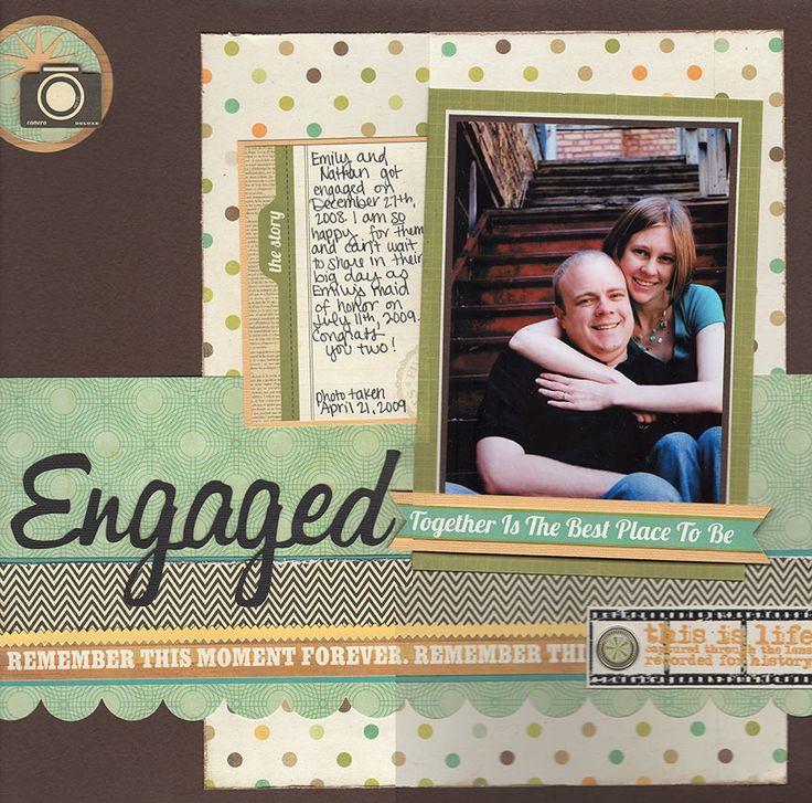 1168 Best Scrapbook Pages Images On Pinterest Scrapbooking Ideas