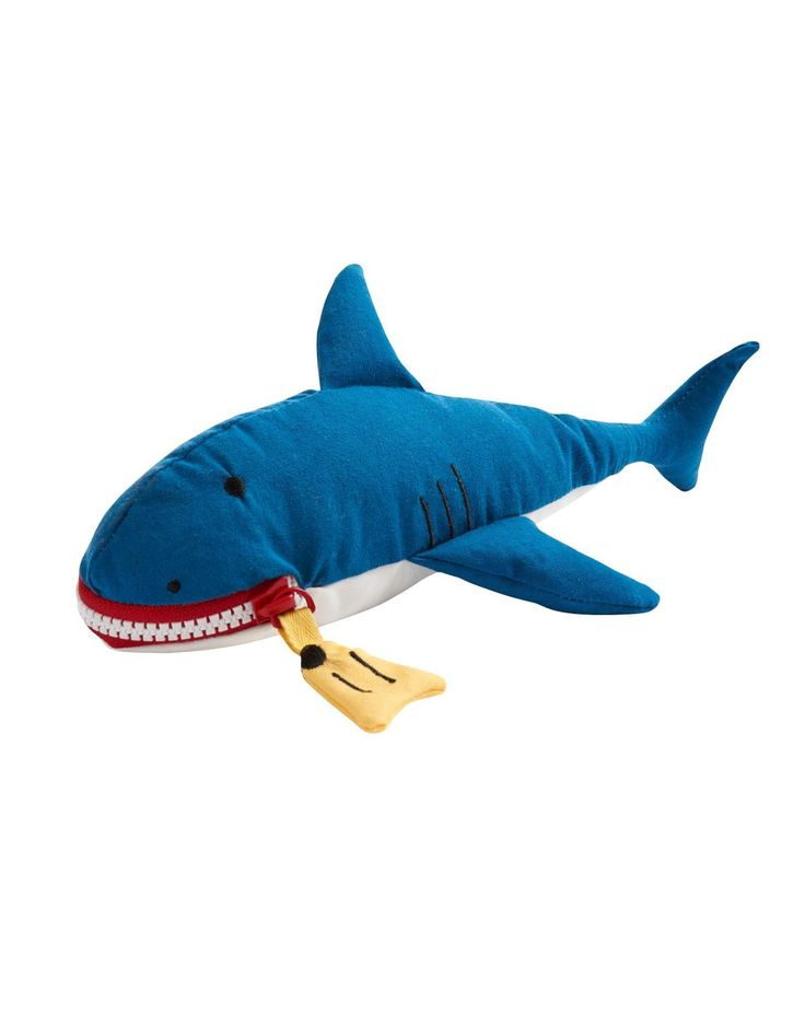 JNR SHARK Boys Shark Pencil Case