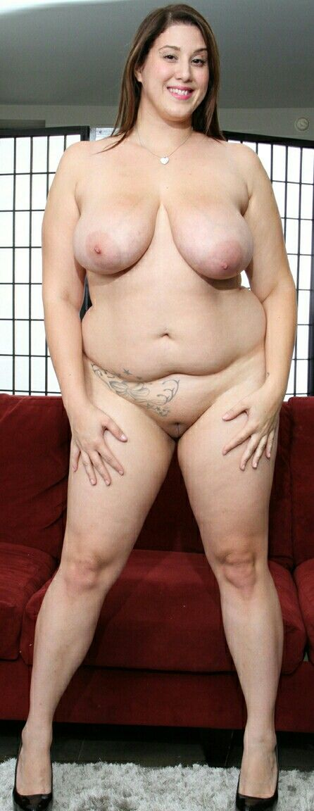 Curvy Beautiful Nude Women
