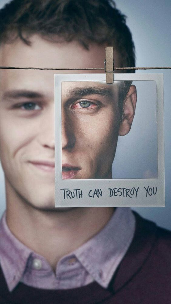 13 Reasons Why Justin Foley Season 2 Poster