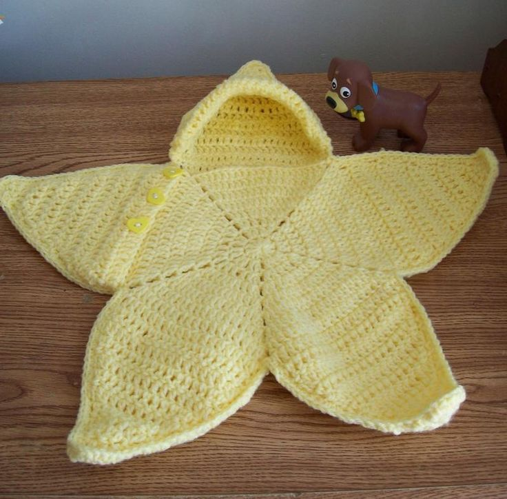 "Twinkle, Twinkle...18""baby - Free Original Patterns - Crochetville- so cute - for those who prefer crochet to knit"