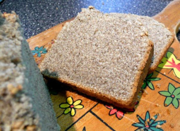 Make and share this Gluten Free Buckwheat Bread recipe from Food.com.