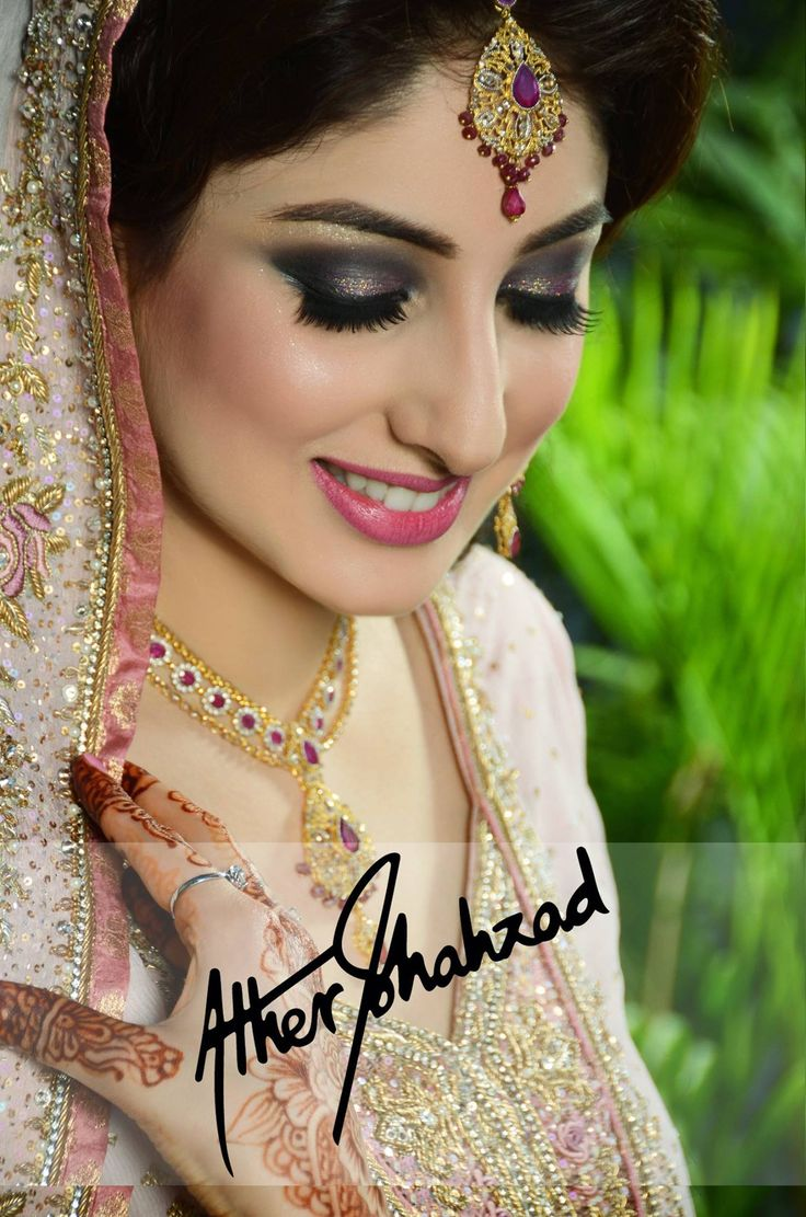 Makeup and photography by ather shahzad