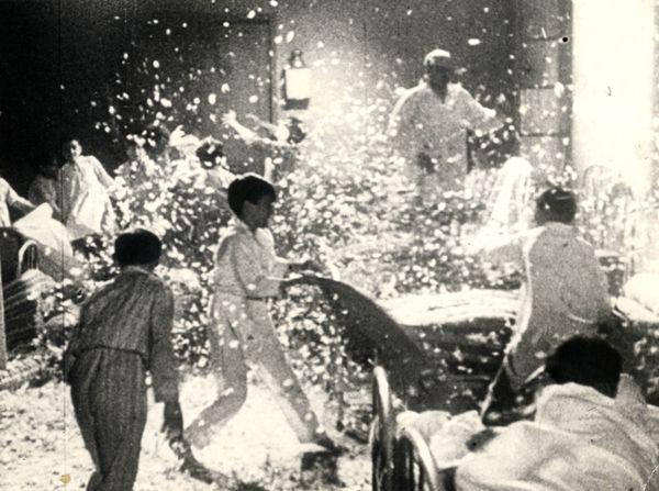 Zero for Conduct (Zéro de conduite: Jeunes diables au collège) -French- (1933)  Director: Jean Vigo IMDB: In a repressive boarding school with rigid rules of behavior, four boys decide to rebel against the direction on a celebration day.