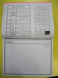 Invented Spelling Teacher Letter Home
