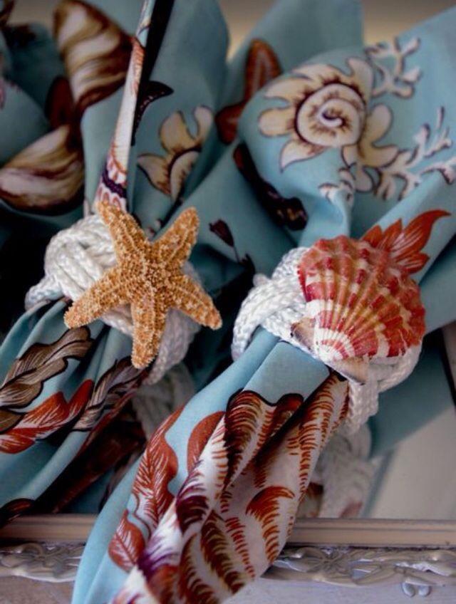 Inspirações da semana: <br>búzios, conchas, estrelas do mar... [http://www.tabletips.com.br]