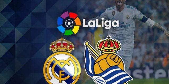 Prediksi Pertandingan Real Madrid vs Real Sociedad 11 Februari 2018