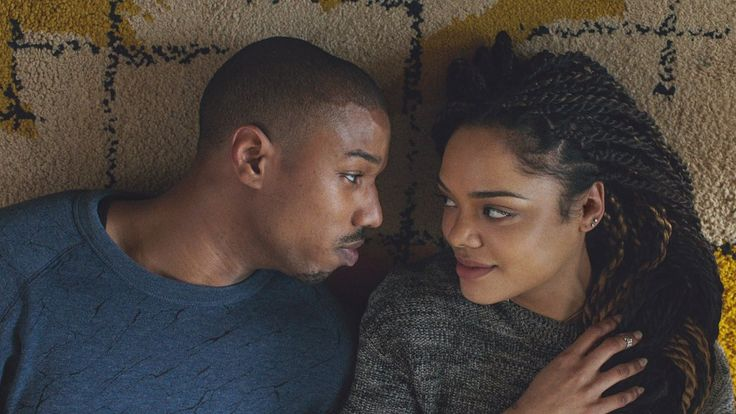 Image of Michael B. Jordan and Tessa Thompson in Creed