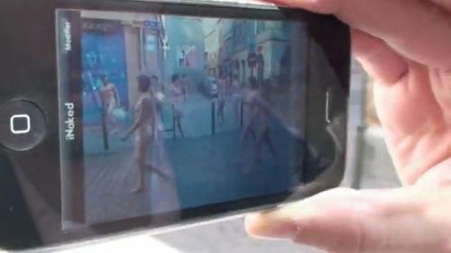 naked camera for android