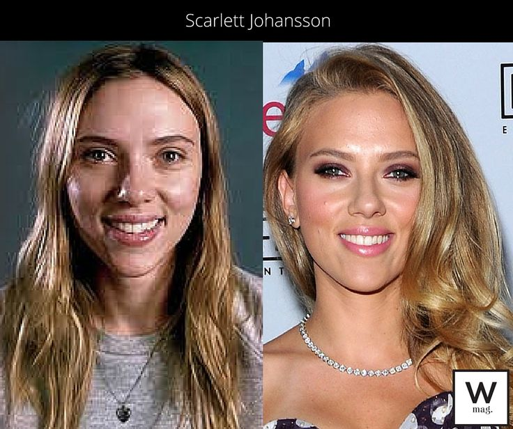 Top 10 des stars sans maquillage WEPOST Stars sans