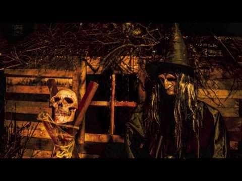 ▶ **NEW** 2012 Autumn Hollow Halloween Yard Haunt - YouTube