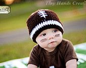 love :): Babies, Football Baby, Baby Boys, Plays, Future Baby, Baby Hats, Football Season, Kids, Football Hats