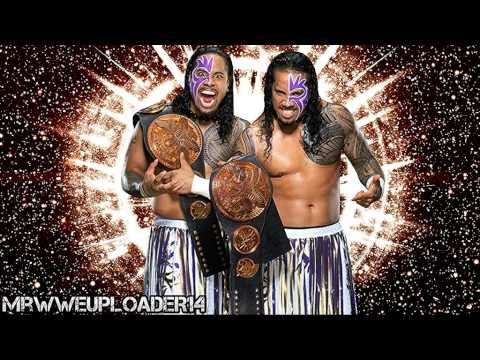 2015: The Usos WWE Theme Song So Close Now (with Siva Tau Intro) (Arena ...